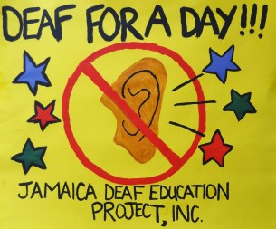DEAF FOR A DAY 2015