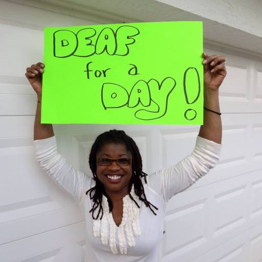 DEAF FOR A DAY